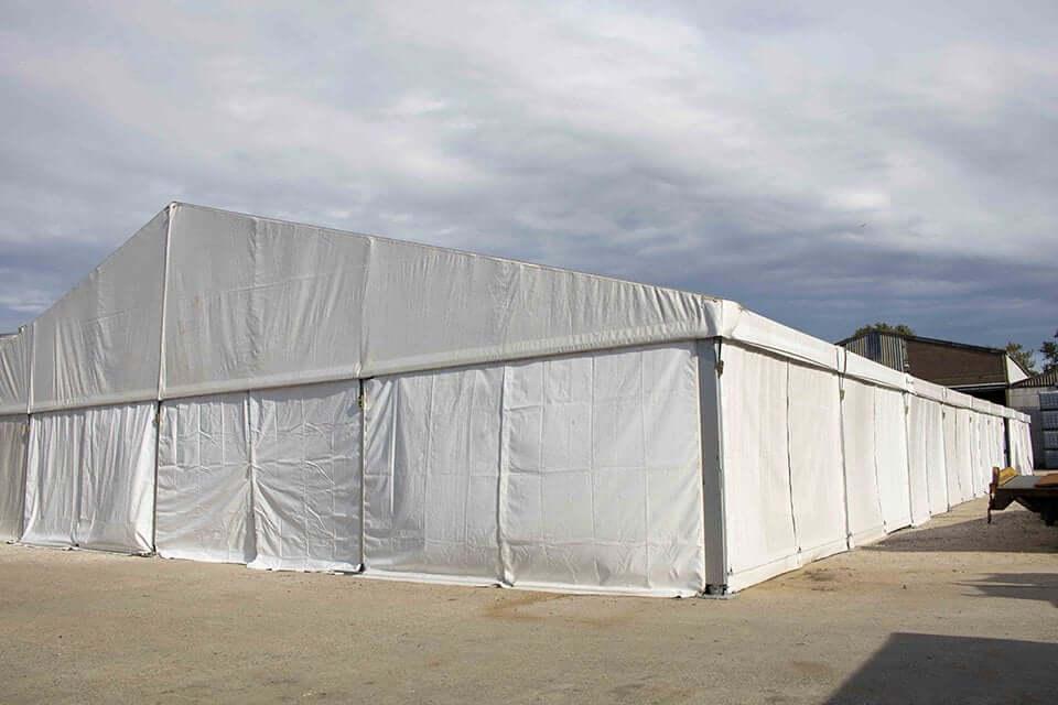 Ziekenhuis Tent 3