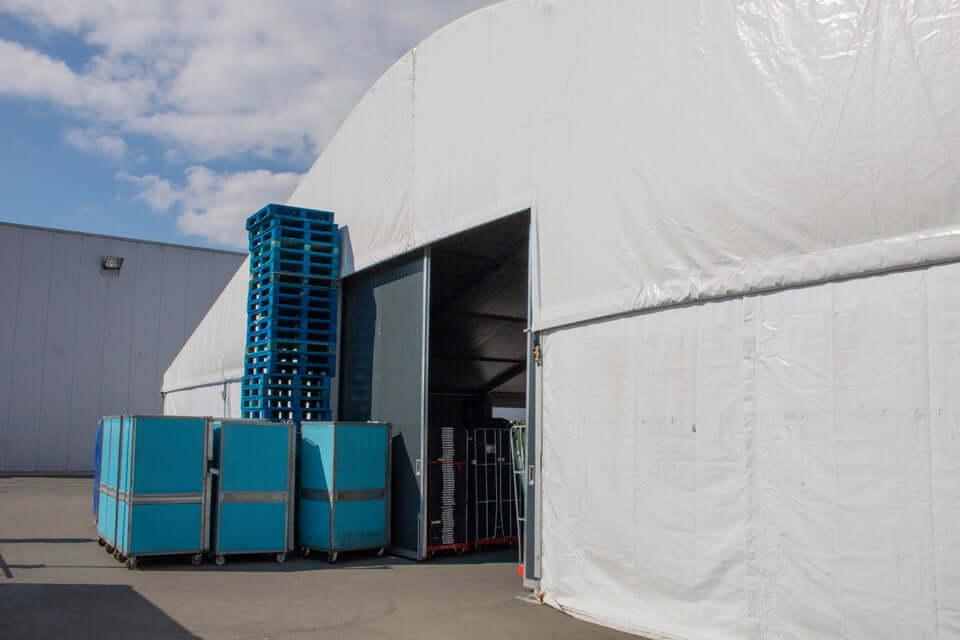 Warehouse Tent Kopen