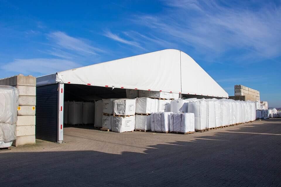 Donselaar Structures Tent