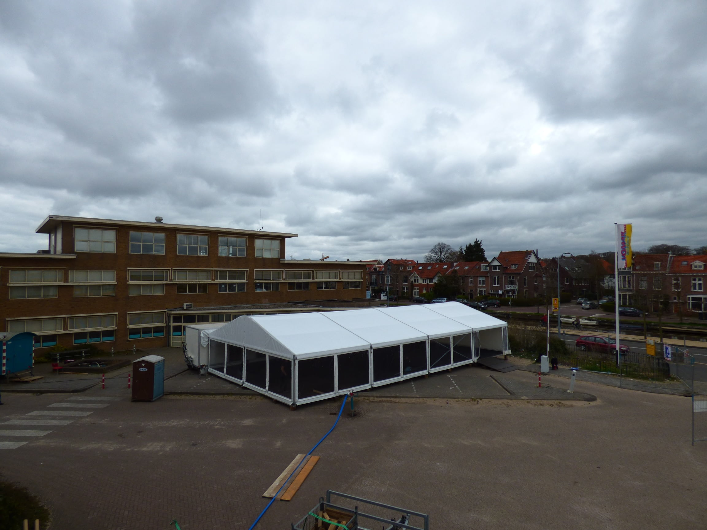 Corona Test Tent